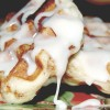 One-Ingredient Cinnamon Roll Waffles (and our FIRST GIVEAWAY!!)