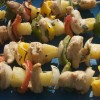 Chicken and Pineapple Kebabs