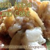 Fresh Apple Dump Cake