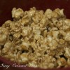 Sticky Gooey Caramel Corn