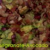 Pomegranate-Avocado Dip