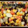 Corn & Black Bean Veggie Salad