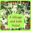 Cabbage and Kale Salad
