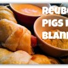Reuben Pigs in a Blanket