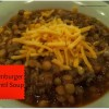 Hamburger Lentil Soup