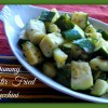 Yummy Stir-Fried Zucchini