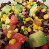 Black Bean Salad With Citrus Dressing