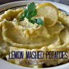 Lemon Mashed Potatoes