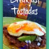 Breakfast Tostadas