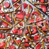 Strawberry Pretzel Bark